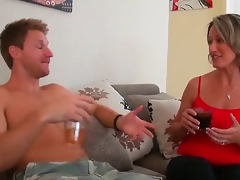 Yeah, I am fond of relaxing here and you shouldnt be against of taking a glance at all the stuff in this action! Take a look at how guy tries to seduce blonde babe to fuck.