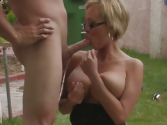 Hot, Divorced Milf