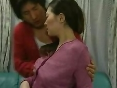 Japanese older woman is a hotty part4